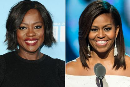 Viola Davis Reveals She Is A 'Little Scared' To Play Michelle Obama In Showtime's First Ladies