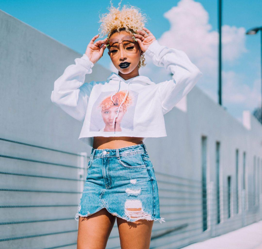 Zonnique Pullins Shares Her Secret For A Gorgeous Hair - Watch Her Video Here
