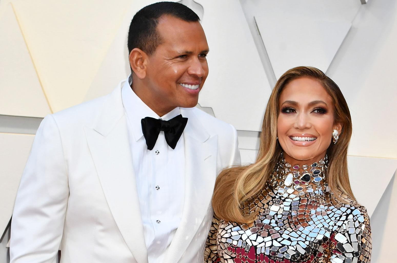 Alex Rodriguez Raves Over Jennifer Lopez Following The News That She Will Headline The Super Bowl Halftime Show