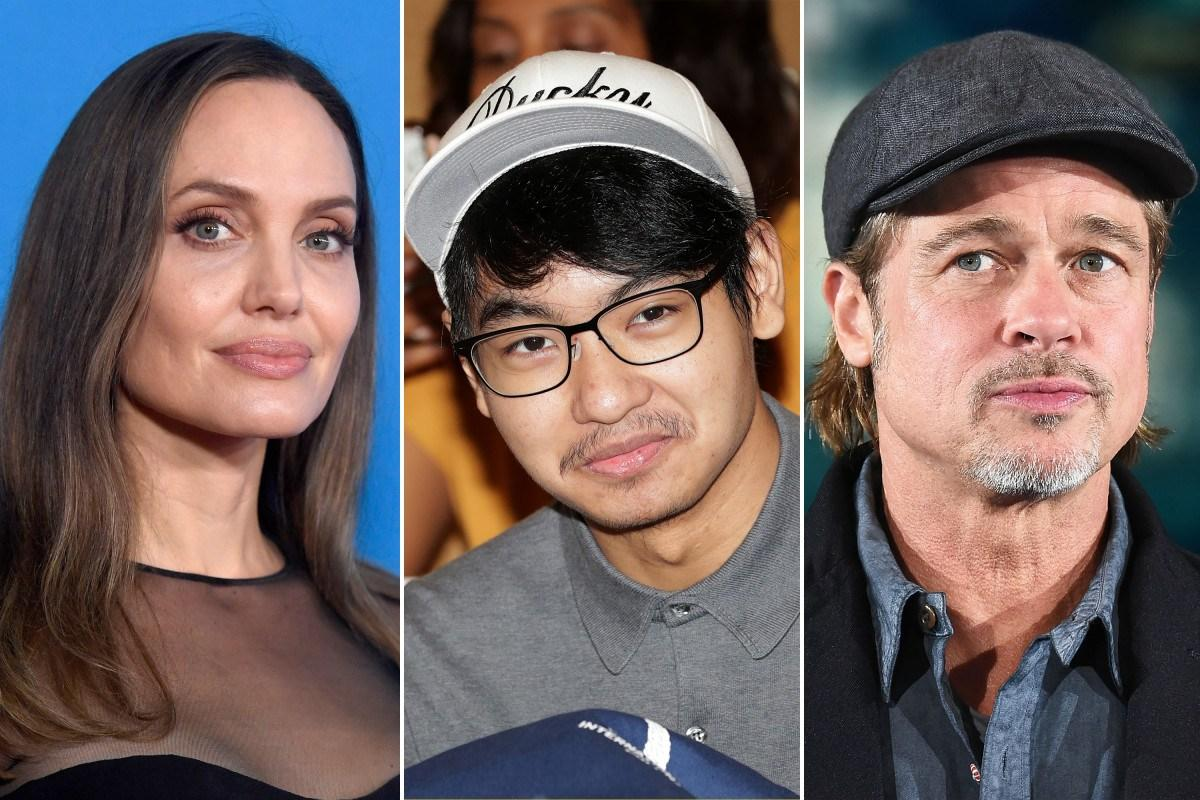 Angelina Jolie Not Planning To Get Involved In Brad Pitt And Son Maddox's Tense Relationship - Here's Why!