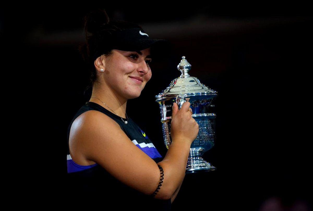 Drake Reaches Out To Tennis Champion Bianca Andreescu After She Calls Him Out For Not Congratulating Her For The U.S. Open Victory