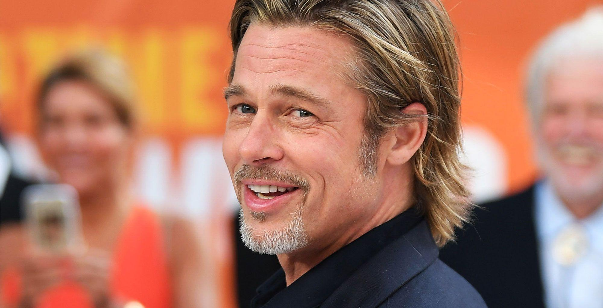 Brad Pitt Gets Candid About His Years In AA Getting Sober