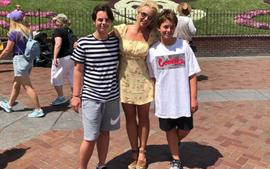 Britney Spears And Kevin Federline Ink New Child Custody Deal — Kids Will Stay With Kevin 70 Percent Of The Time