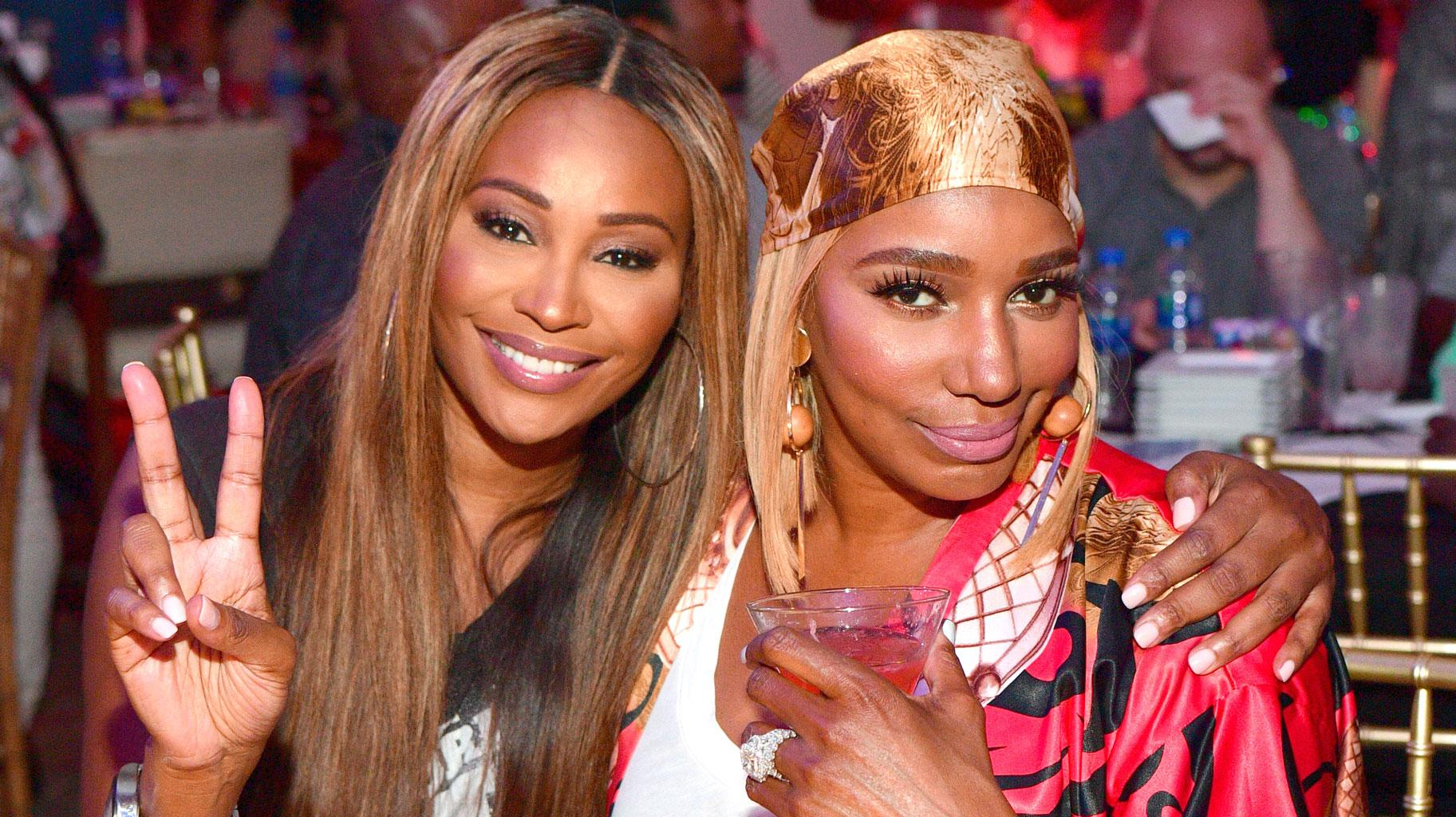 Cynthia Bailey And NeNe Leakes Are Confident They Can Make Peace After Beefing For Months!
