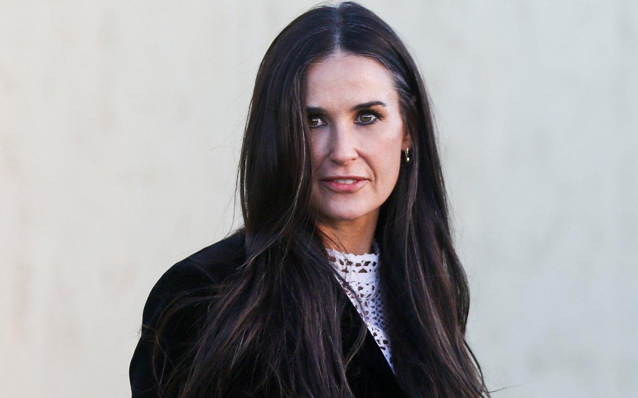 Demi Moore Opens Up About Her Traumatic Miscarriage - Says She Blamed Herself!