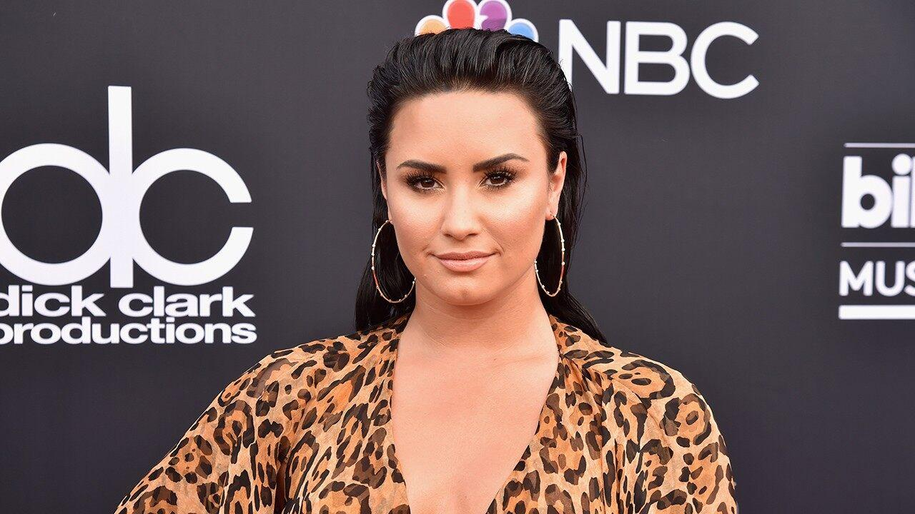 Demi Lovato Posts Unedited Swimsuit Picture And Shares Inspiring Message About Self-Acceptance