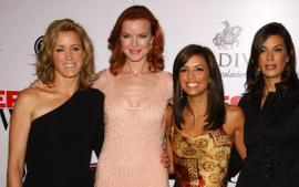 Felicity Huffman - 'Desperate Housewives' Creator Says The Actress Felt Like 'The Ugliest One' Out Of The Cast Members