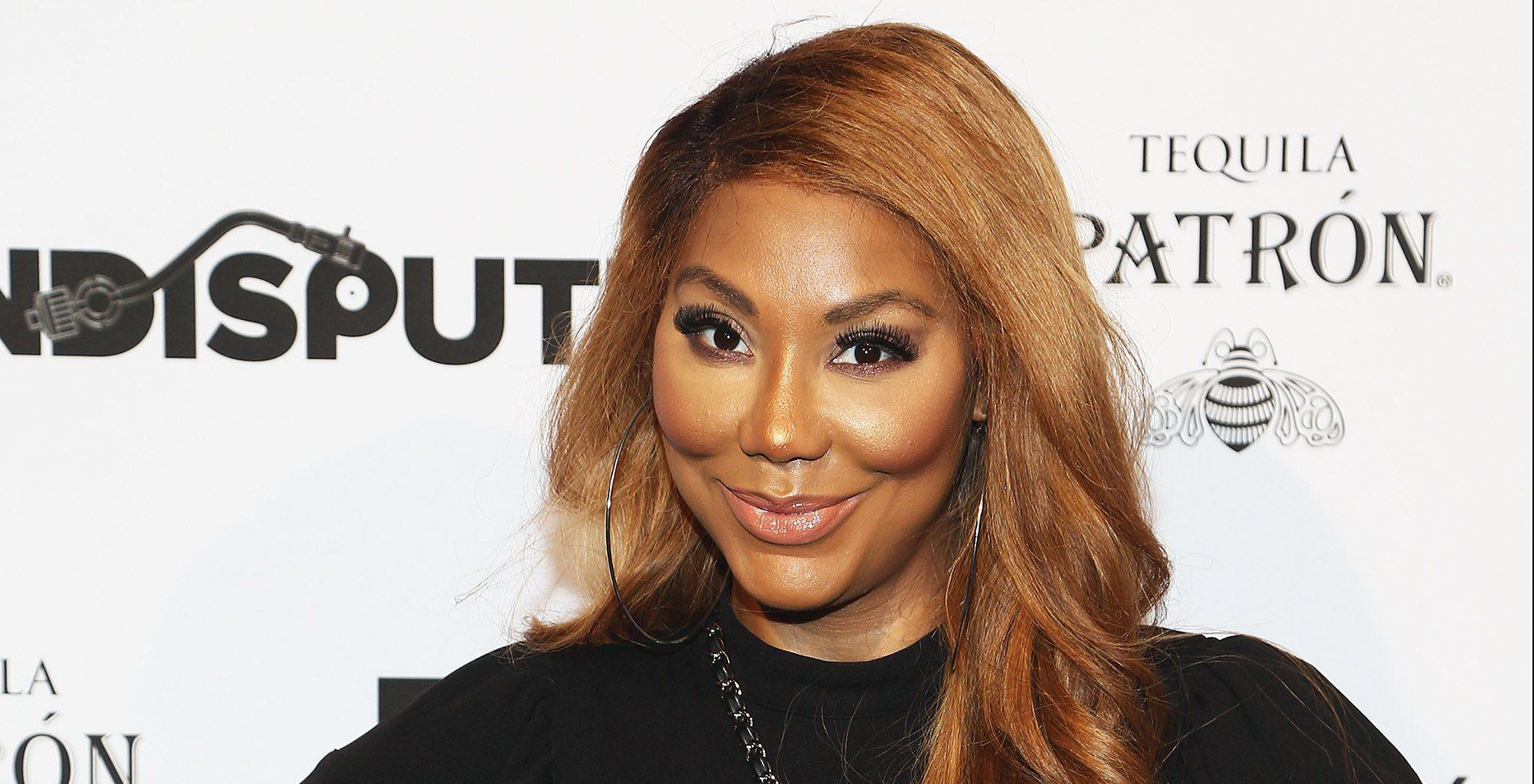 Tamar Braxton Offers Fans Advice About Holding A Grudge