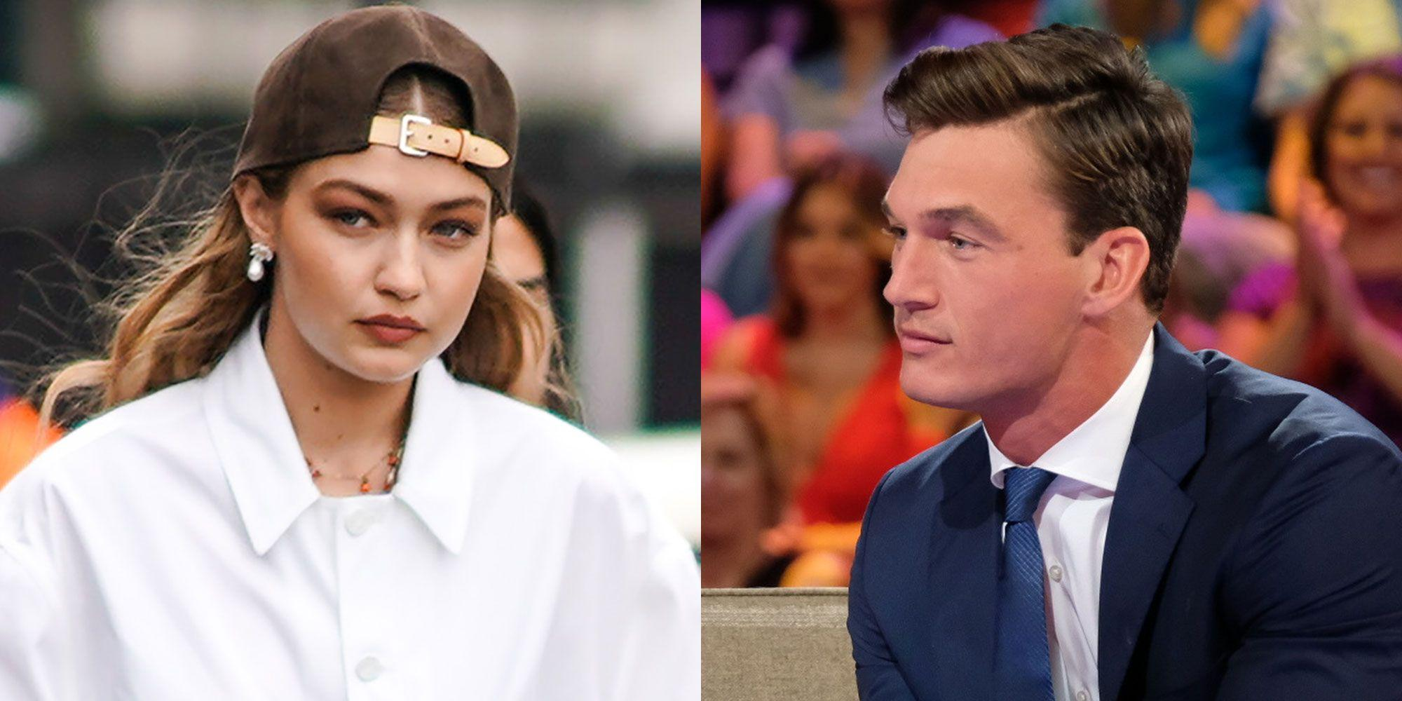 Tyler Cameron Has Been A Huge Support To Girlfriend Gigi Hadid After Her Grandmother's Passing, Source Says
