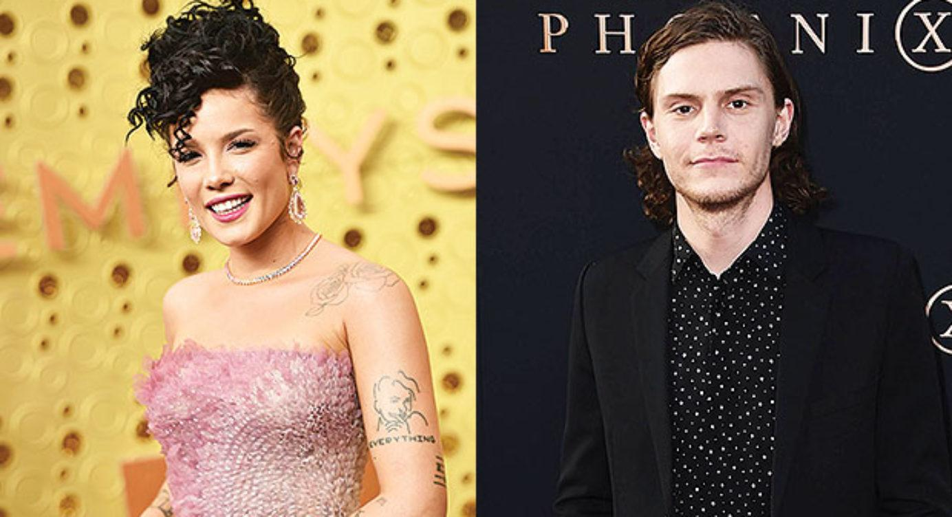 Halsey And Evan Peters Hold Hands On Alleged Date - Are They A Couple?