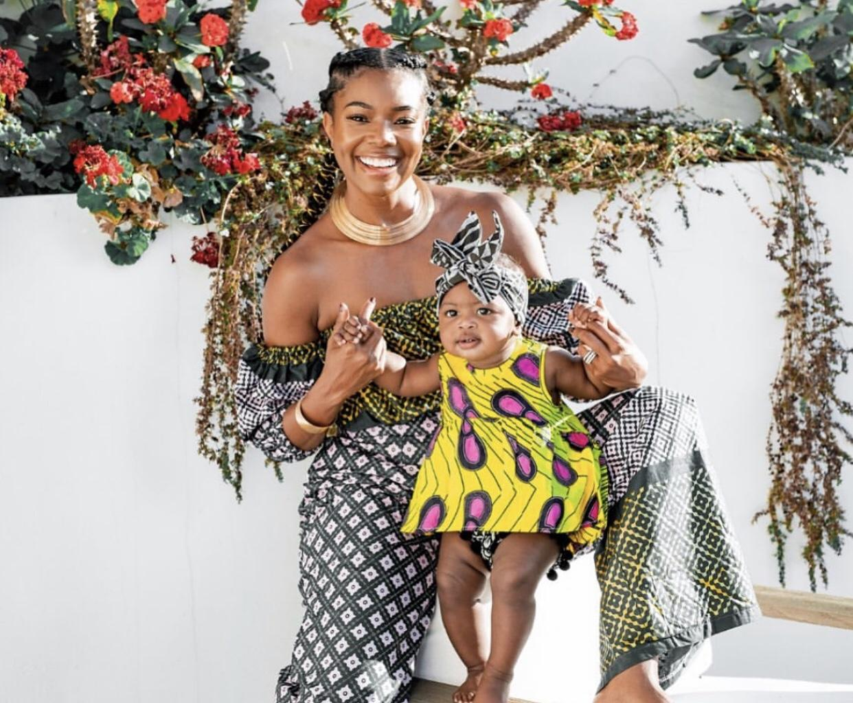 Dwyane Wade Has The Best Time With His And Gabrielle Union's Baby Girl, Kaavia - See The Gorgeous Photo