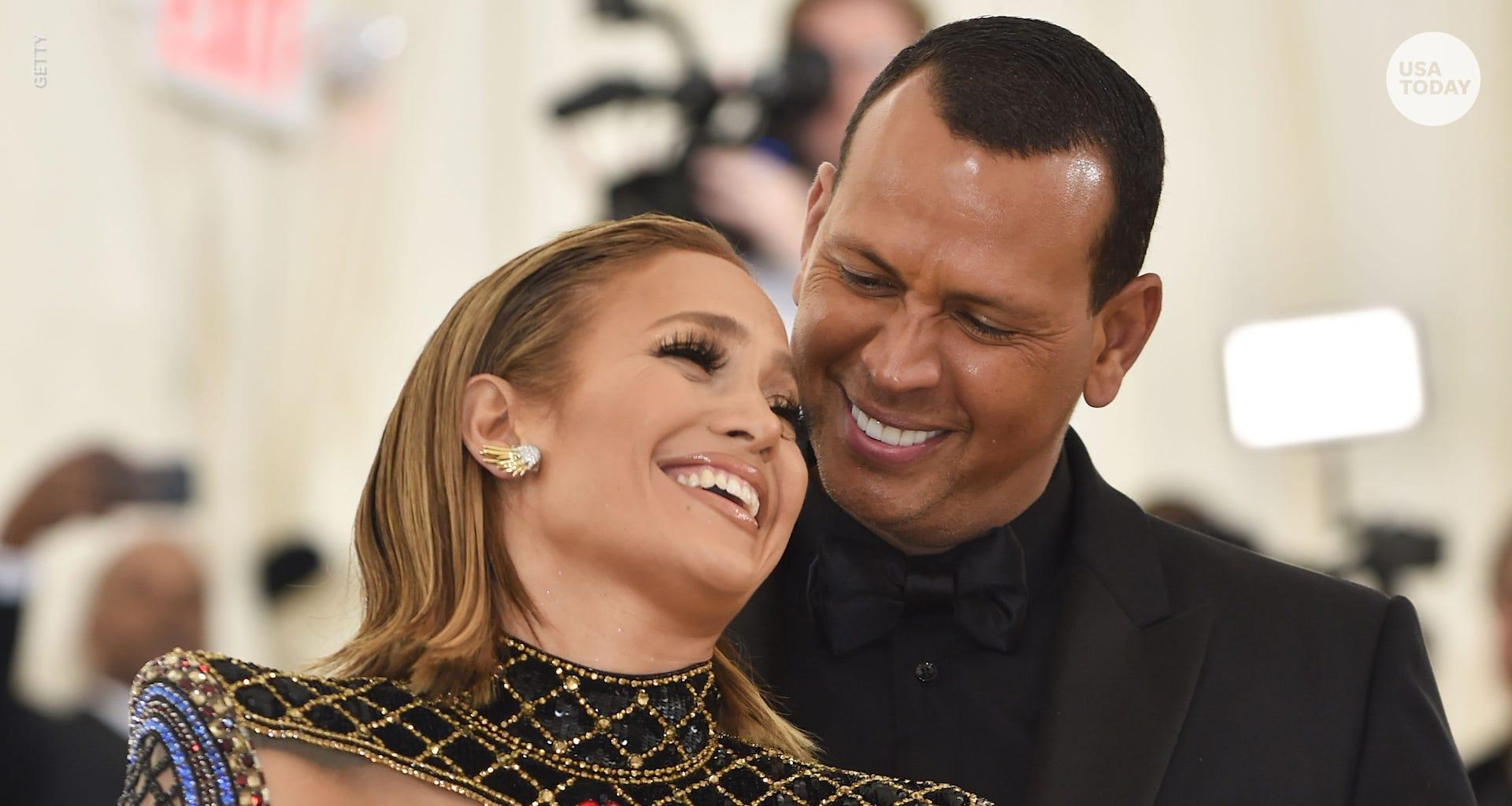 Jennifer Lopez Says She'd Like To Have Babies With Alex Rodriguez