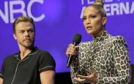 Derek Hough Raves About Jennifer Lopez's 10 Minutes Long Pole Dancing Scene in Her New Movie