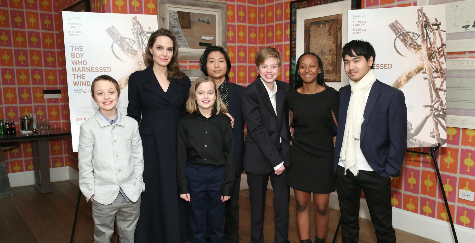 Angelina Jolie Says She Is 'Rediscovering Herself' Now That Her Six Kids Are Growing Up - Here's How!
