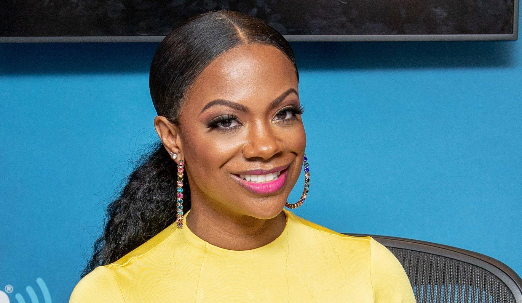 Kandi Burruss Asks For Fans' Help In A Funny Matter
