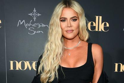 KUWK: Khloe Kardashian Posts Anna Nicole Smith Inspired Pics And Her Ex Tristan Thompson Is In Love
