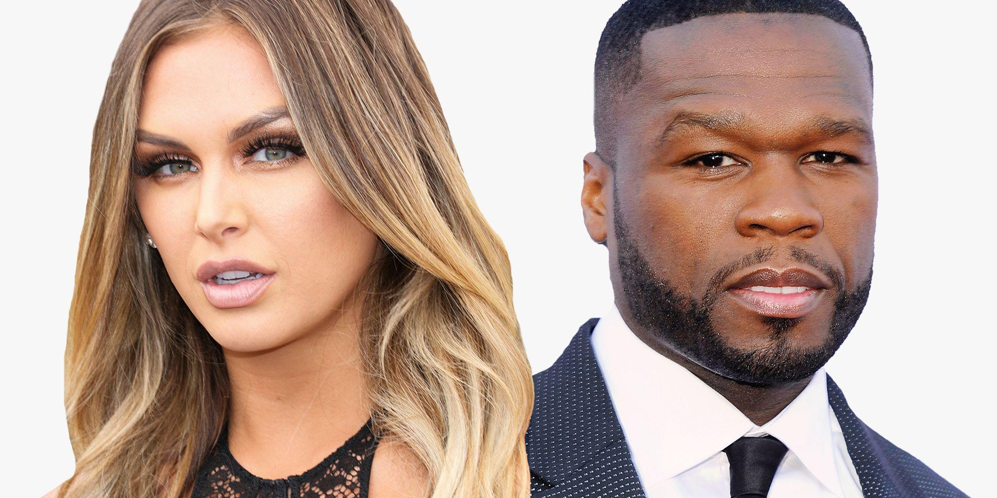 50 Cent Still Beefing With Lala Kent Even After Deleting His Insulting Posts About Her