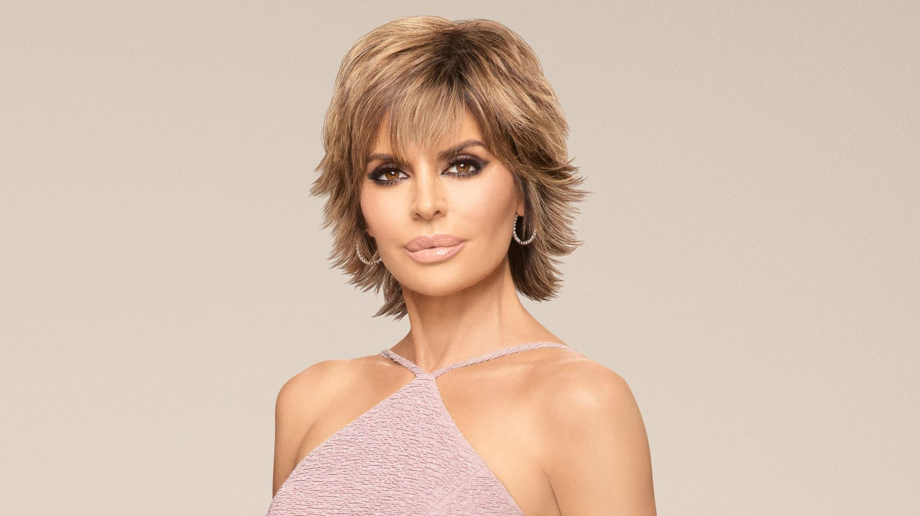 Lisa Rinna Has Epic Response To The Trolls Hating On Her Bathing Suit Dancing Video!