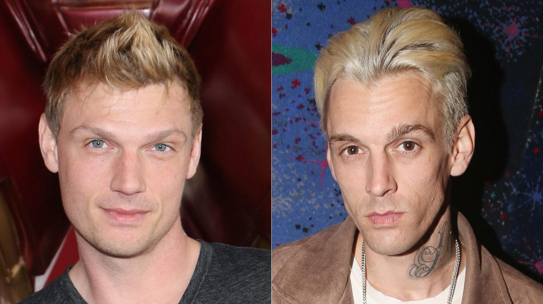 Nick Carter 'Upset And Hurt' He Had To Get Restraining Order Against His Brother Aaron - Here's Why He Just Had To do It!