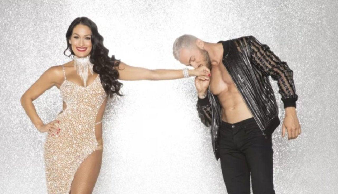 Nikki Bella Gushes Over Artem Chigvintsev - Says He Brings Out The 'True' Her
