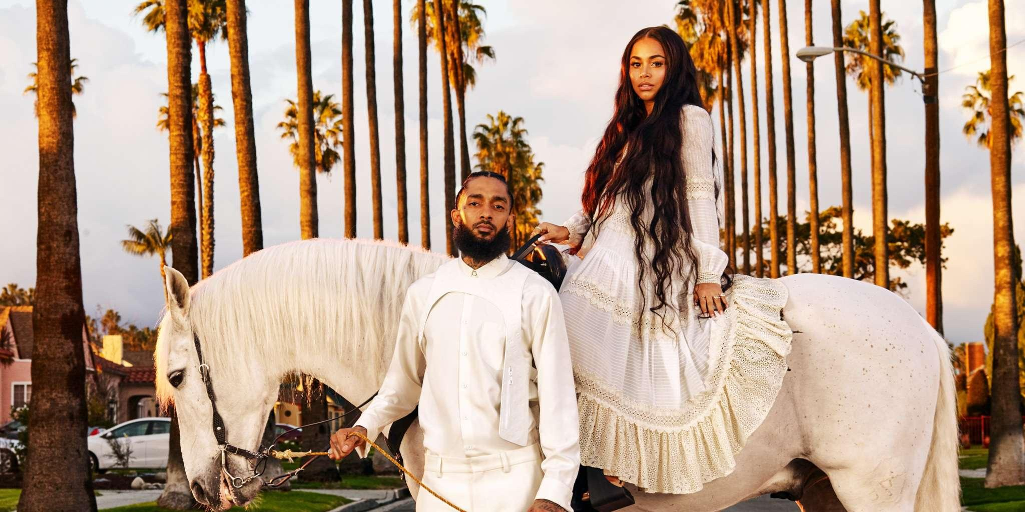 Lauren London Posts Heartbreaking Quote Months After Nipsey Hussle's Passing