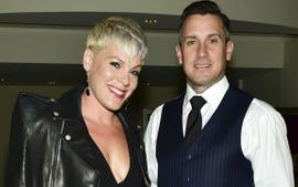 Pink's Hubby Pays The Sweetest Tribute To Her On 40th Birthday!