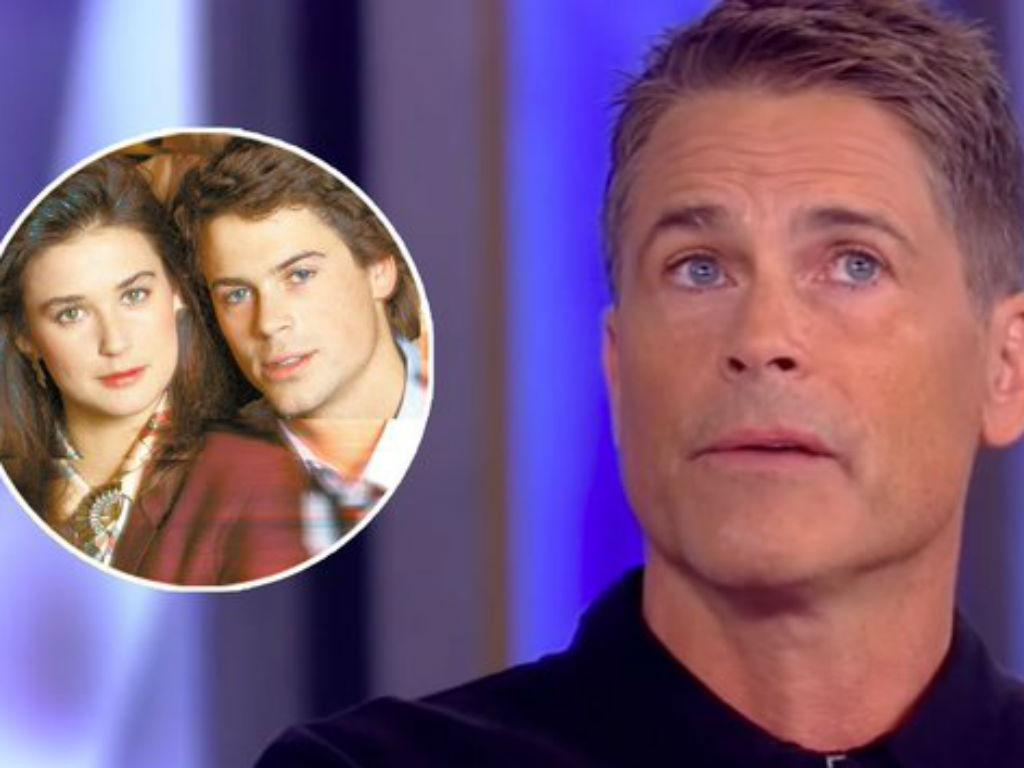 Rob Lowe Calls Demi Moore An 'Inspiration' To His Sobriety Amid Her Inside Out Substance Abuse Bombshells