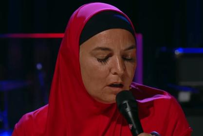 Sinead O'Connor Sings Nothing Compares To You, Talks Islam On The Late Late Show, Internet Goes Wild