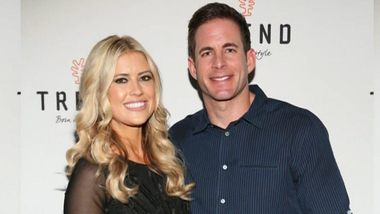 Tarek And Christina El Moussa Reunite To Celebrates Daughter Taylor's Ninth Birthday - His New Girlfriend Was Also There!