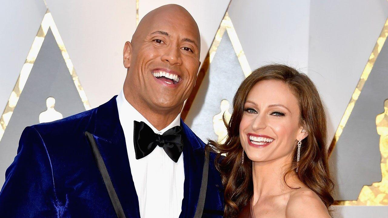 Dwayne Johnson Explains How He And Wife Lauren Hashian Managed To Wed In Secret