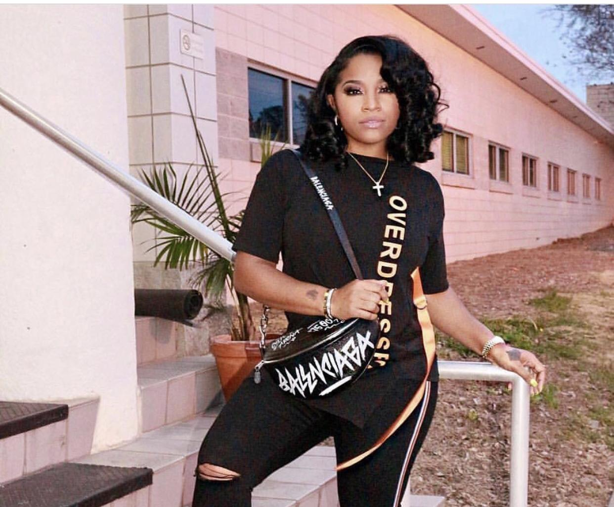Toya Wright Is Gearing Up To Celebrate Weight No More's First Anniversary Of Changing Lives And Lifestyles