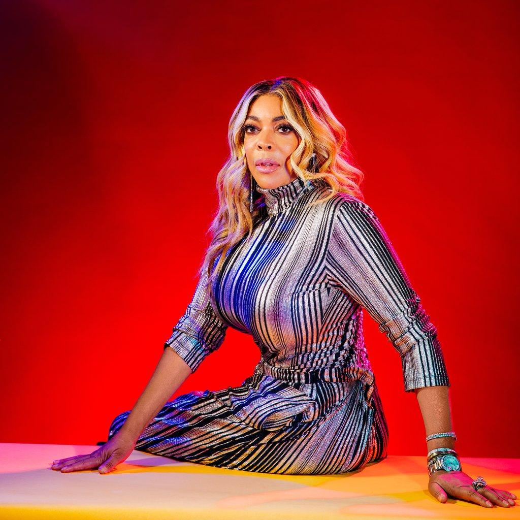 Wendy Williams Takes Her Son And Nephew To The Strip Club