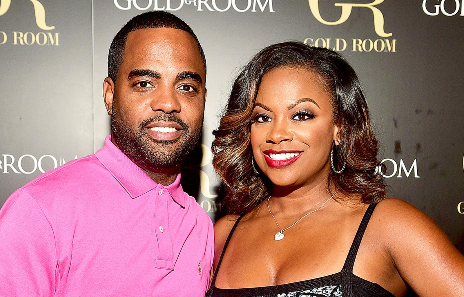 Kandi Burruss Teases Fans With A Juicy Dungeon Look - Todd Tucker Is Shocked