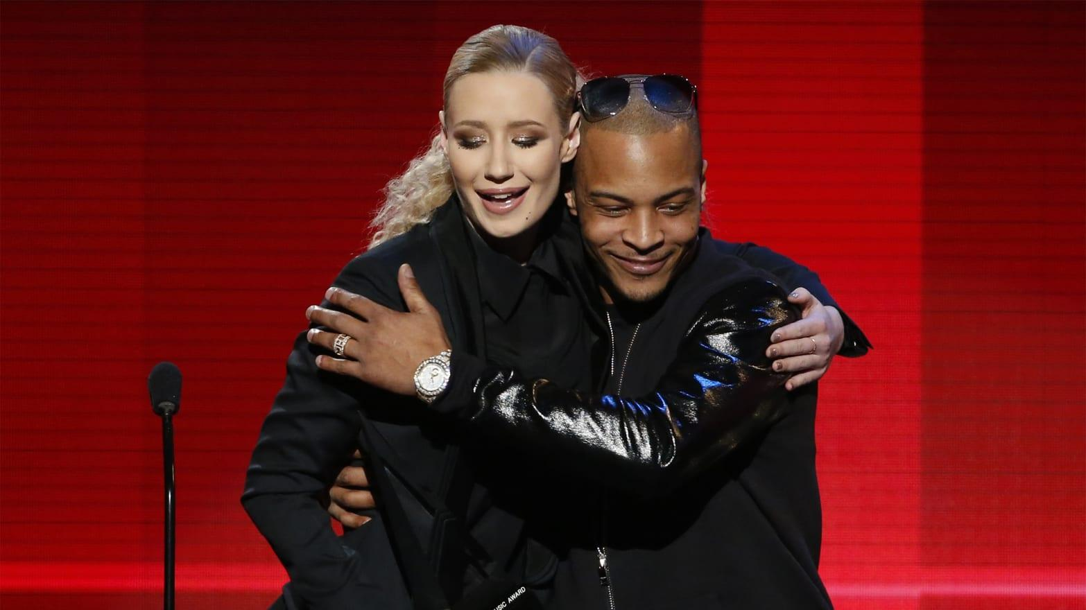 Iggy Azalea Responds To T.I. After He Tried To Undo The Career Mistake Of Signing Her
