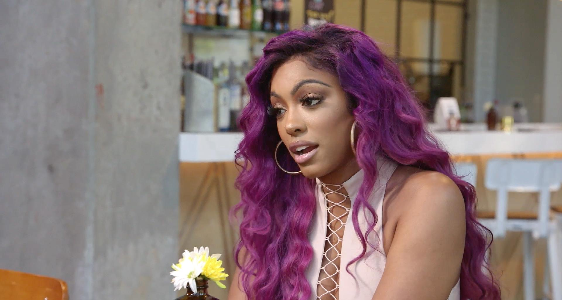 Porsha Williams Flaunts More Boots From Her New Collection - The First Pair Is $10!