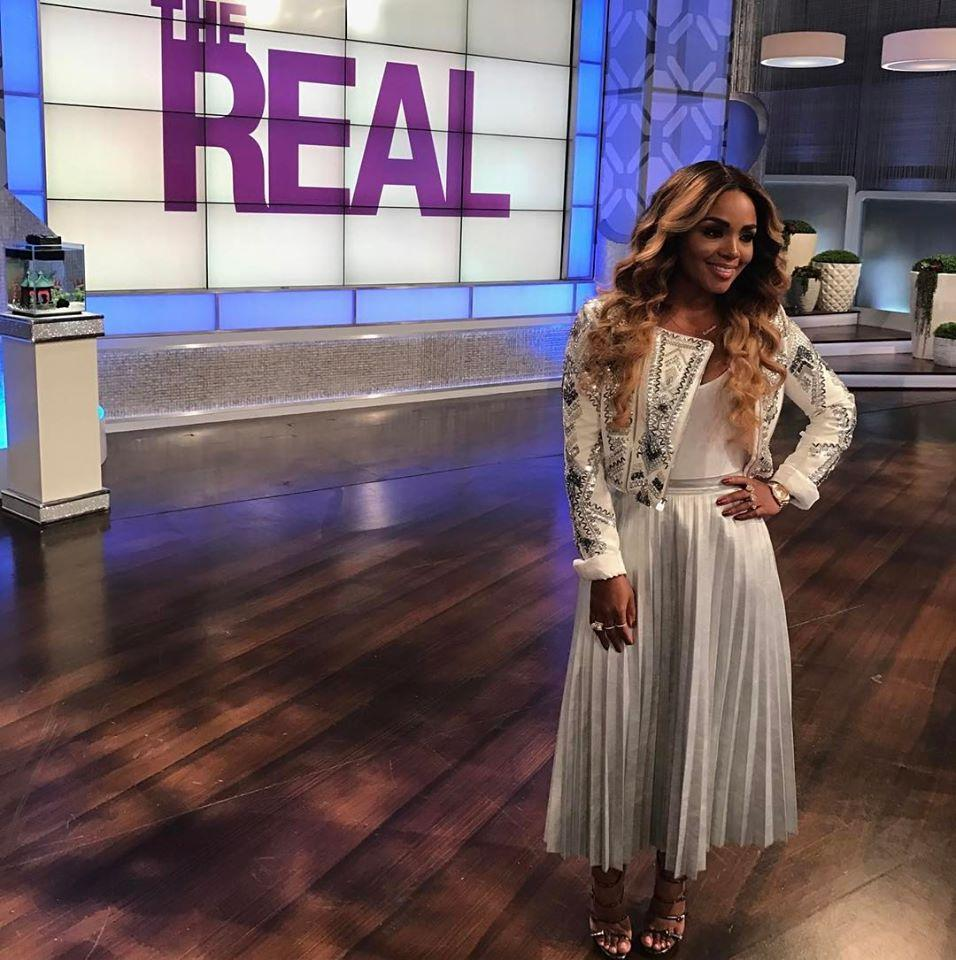 Rasheeda Frost Films A Video At The Frost Bistro - Here's The Smart Response She Had For A Fan