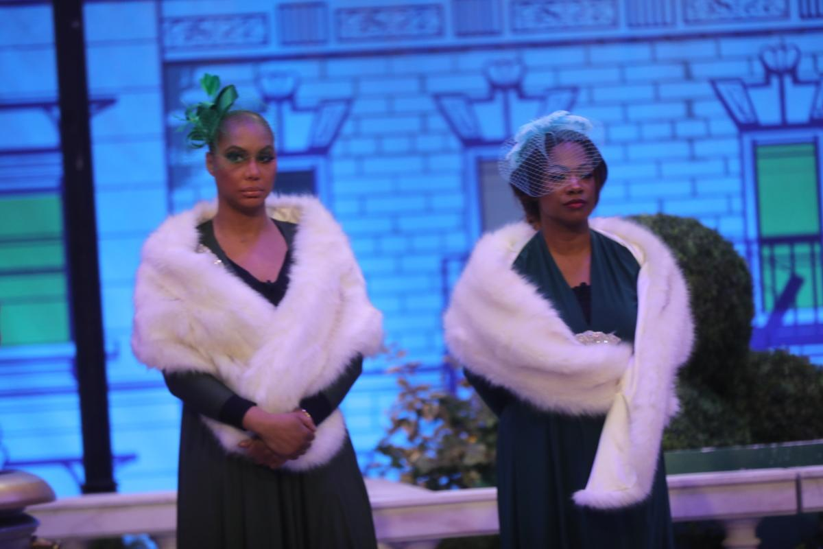 Kandi Burruss Shares New Footage From The Latest Dungeon Performance