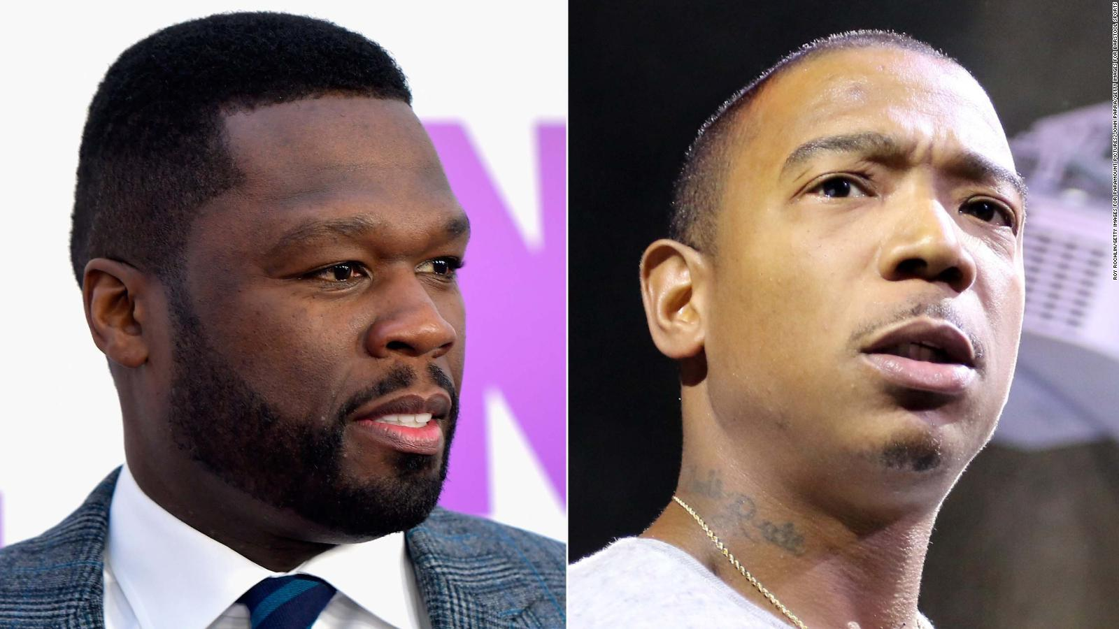 Ja Rule Slams 'Clown' 50 Cent For Being A 'Bad Father' - Says He Also Looks Like His 'Breath Stinks!'