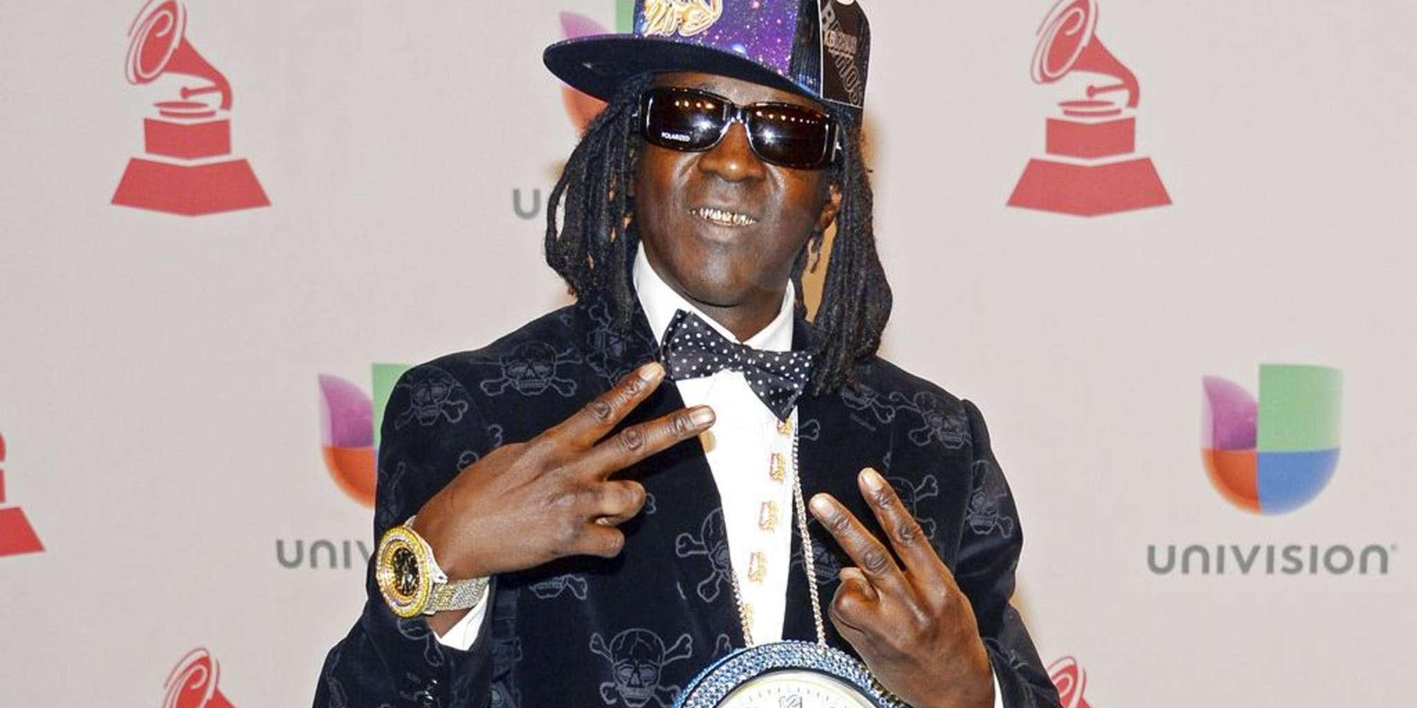 Flavor Flav's Baby Momma Is Reportedly Seeking $50k She Allegedly Loaned Him