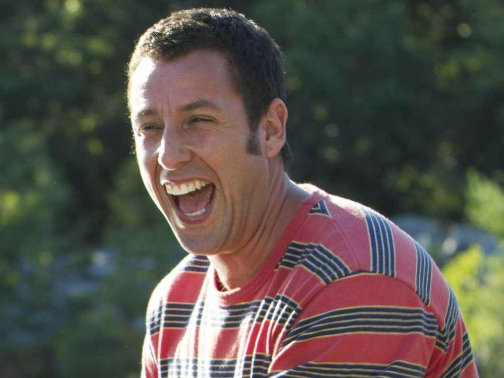 Adam Sandler Supports His Daughters And Their Dreams To Be Singers No Matter What
