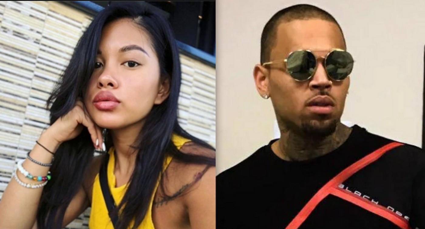 Chris Brown Raves Over Ammika Harris After She Posts Impressive Artwork - 'You Are So Dope, Babe!'