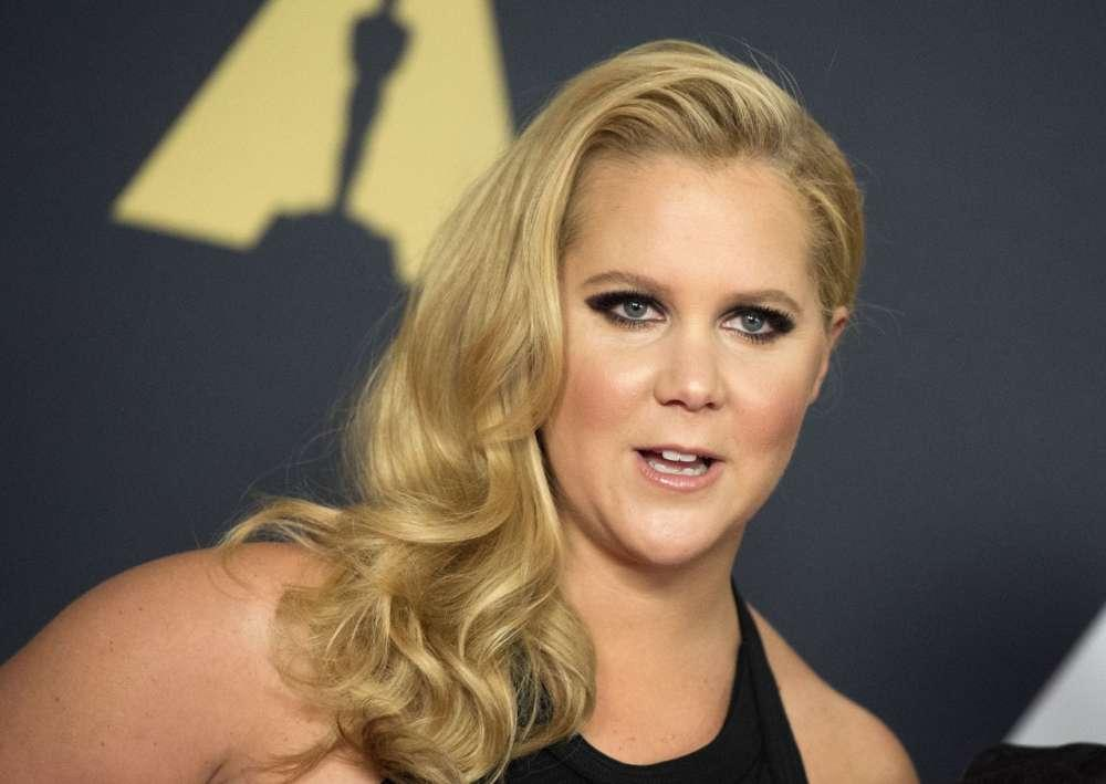 Amy Schumer Had A Blast At Jennifer Lawrence's Wedding This Past Weekend