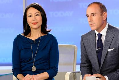 Ann Curry Could Completely Ruin Matt Lauer With Full Revelations, According To Sources