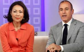 Ann Curry Stands With Matt Lauer's Rape Accuser Brooke Nevils