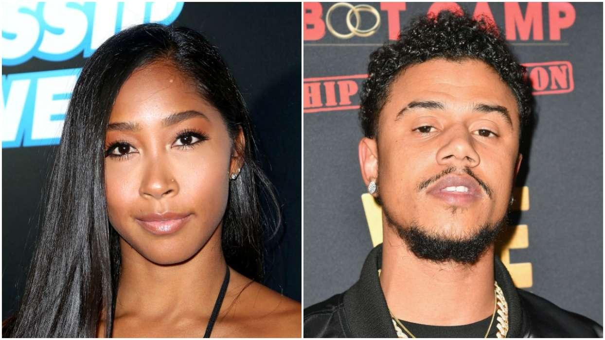 Apryl Jones Responds To Social Media Haters Who Trashed Her Relationship With Lil' Fizz