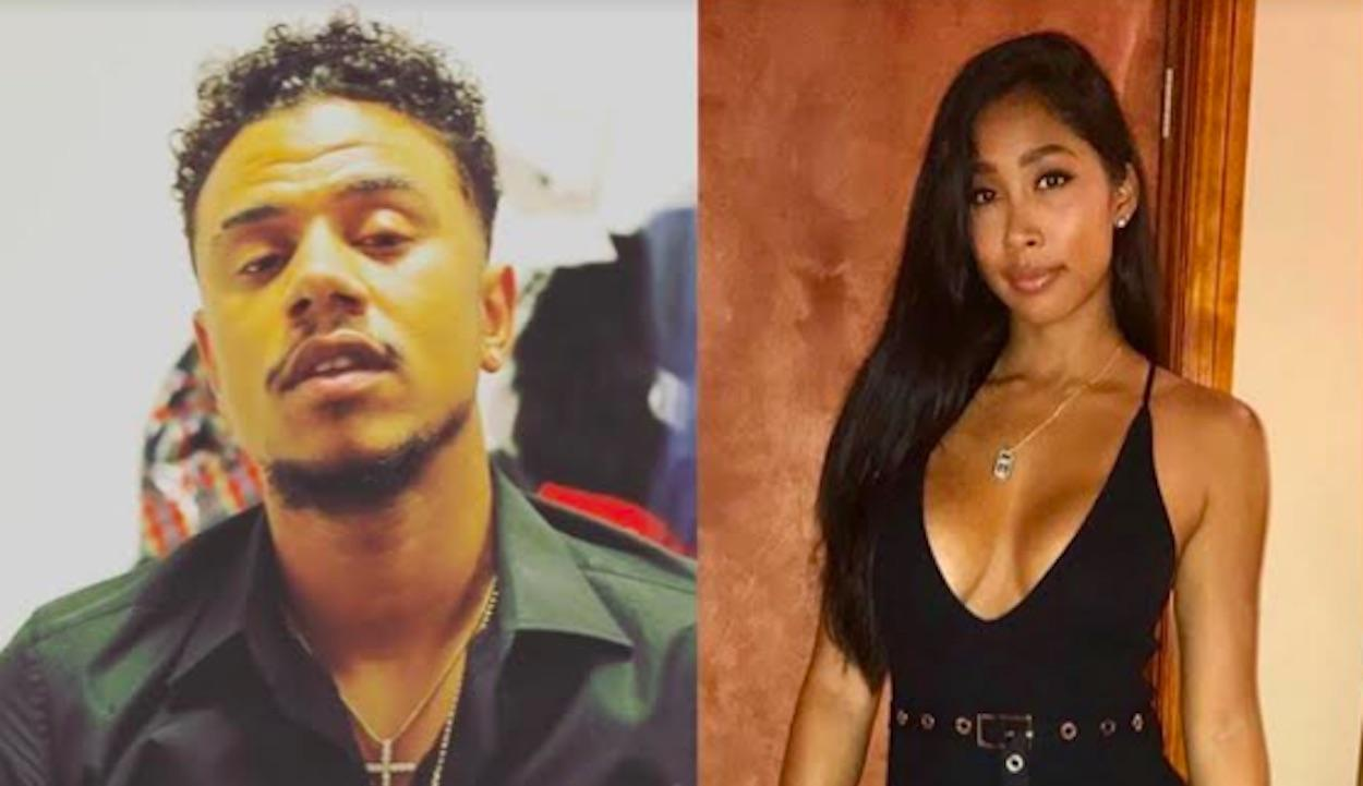 LHHH Stars Apryl Jones And Lil Fizz Go Public And The Internet Has A Lot To Say