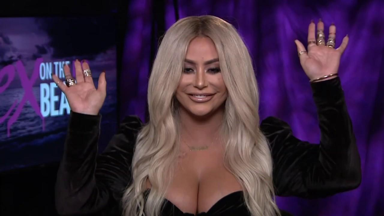 Aubrey O' Day Begs TLC To Make A Celebrity Version Of 90 Day Fiance