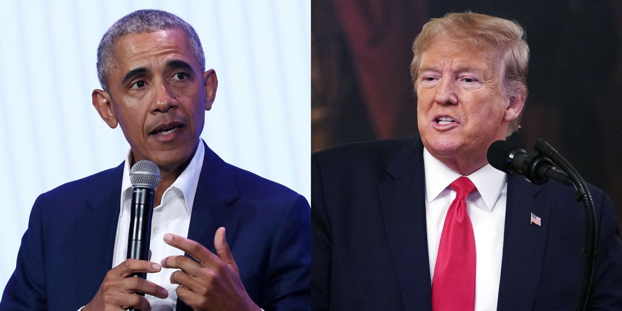 Barack Obama Subtly Criticizes Donald Trump For This Obsession