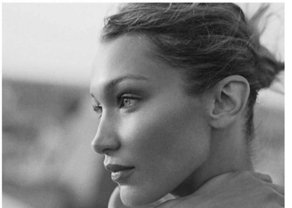 Bella Hadid's Dutch Vogue Issue Is Bittersweet — Her Grandmother Passed Away The Day Of The Shoot