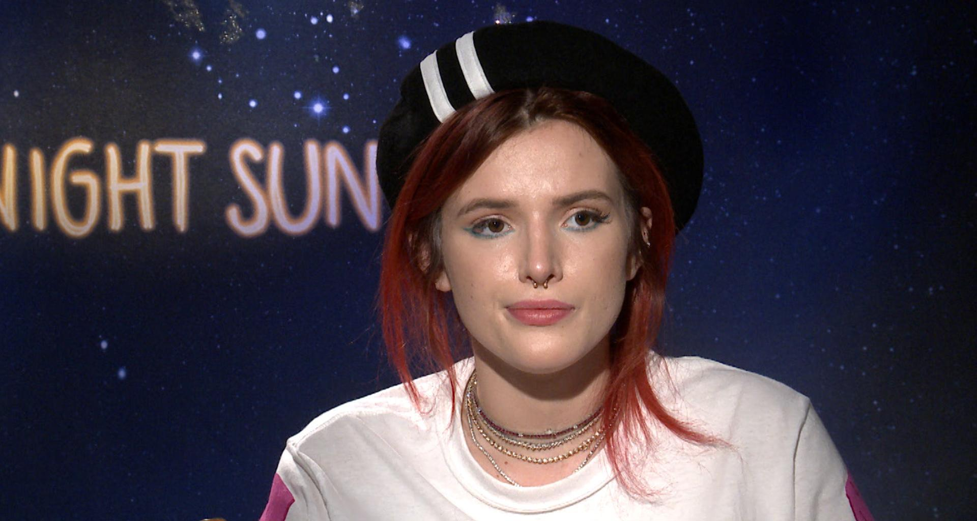 Bella Thorne Won The Vision Award From Pornhub For Her New Film Venture